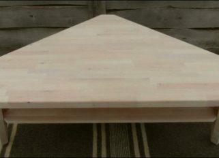 Træplader i birk kan fint anvendes til kontor bordplader eller som hylder i din bolig